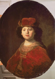 Portrait of a Boy, 1634 by Rembrandt Harmenszoon van Rijn