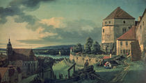 View from the Castle , 1753-55 by Bernardo Bellotto