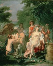 Venus at her Toilet, 1760 von Hugues Taraval