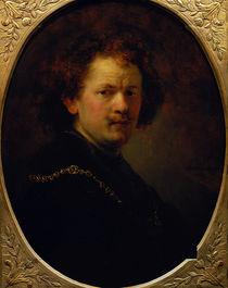 Self Portrait, 1633 by Rembrandt Harmenszoon van Rijn