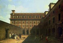 The Prison des Madelonnettes von Louis Leopold Boilly