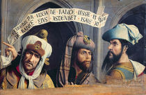 Three Prophets, Provence School by French School
