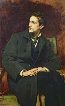 Portrait of Robert Count of Montesquiou-Fezensac von Henri Lucien Doucet