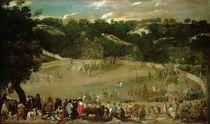 Philip IV Hunting Wild Boar von Diego Rodriguez de Silva y Velazquez
