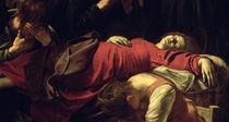 The Death of the Virgin, 1605-06 by Michelangelo Merisi da Caravaggio