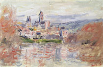 The Village of Vetheuil, c.1881 von Claude Monet