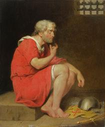 Robert Duke of Normandy in Prison by John Downman