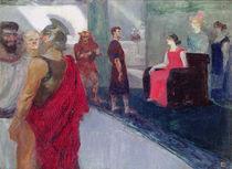 Messalina, 1900 by Henri de Toulouse-Lautrec