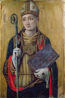 St. Louis of Toulouse von Bartolomeo Vivarini