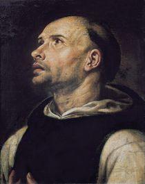 Portrait of a Monk by Spanish School