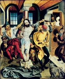 The Flagellation of Christ von Paul Lautensack