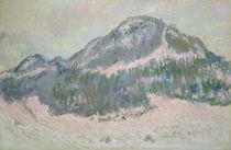 Mount Kolsaas, Norway, 1895 von Claude Monet