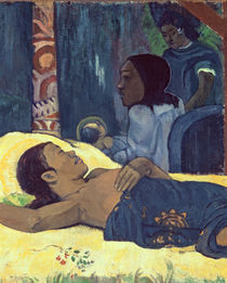 The Birth of Christ, 1896 by Paul Gauguin