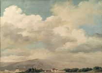 Study of the Sky at Quirinal by Pierre Henri de Valenciennes