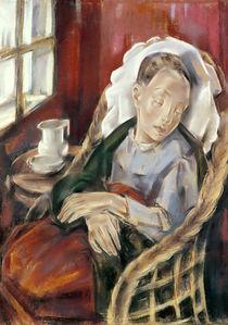 The Convalescent, 1930 von Maria Blanchard