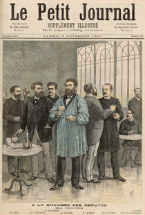 The Chamber of Deputies: The Refreshment Room by Henri Meyer