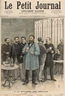 The Chamber of Deputies: The Refreshment Room von Henri Meyer