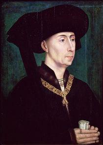 Philippe III le Bon, Duc de Bourgogne by Rogier van der Weyden