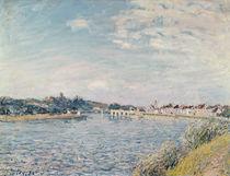 Landscape, 1888 von Alfred Sisley