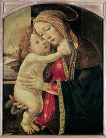 The Virgin and Child, c.1500 by Sandro Botticelli