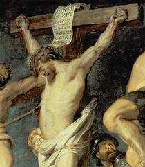 Christ Between the Two Thieves von Peter Paul Rubens
