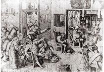 An Operation on the Head, 1577 von Jan Brueghel the Elder