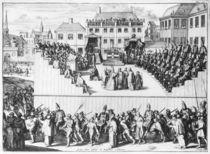 Inquisition Trial in Spain von Adriaan Schoonebeek
