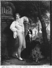 Portrait of a Man, 1796 by Louis Gauffier