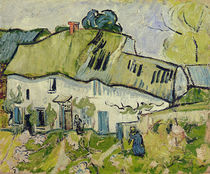 The Farm in Summer, 1890 von Vincent Van Gogh