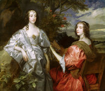 Katherine Countess of Chesterfield von Anthony van Dyck