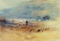 Yarmouth Sands, c.1840 von Joseph Mallord William Turner