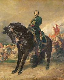 Juan Prim y Prats 8th October 1868 von Henri Alexandre Georges Regnault