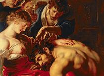 Samson and Delilah, c.1609 von Peter Paul Rubens