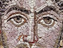 Emperor Justinian I c.547 AD by Byzantine School