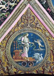 Venus, from the Sala dell'Udienza by Pietro Perugino