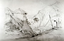 View of Valparaiso, 1834 by Conrad Martens