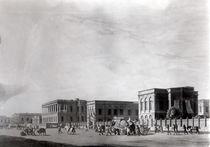 The Council House, Calcutta by Thomas Daniell