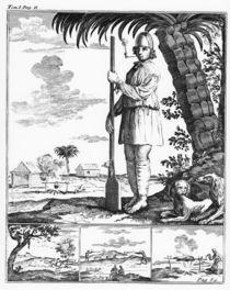 Buccaneer in the West Indies von French School