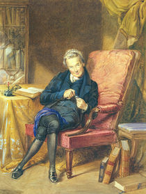 Portrait of William Wilberforce 1833 by George Richmond