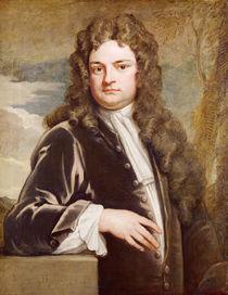 Portrait of Sir Richard Steele 1711 by Godfrey Kneller