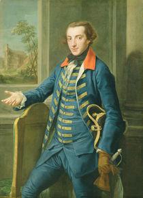 William Weddell c.1765 by Pompeo Girolamo Batoni