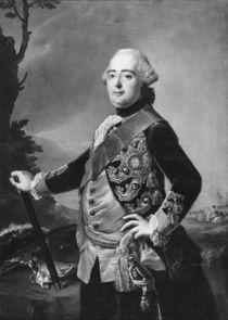 Prince Elector Frederic II of Hessen-Kassel by Alexander Roslin