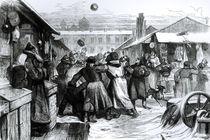 Football in the Jews' Market von English School