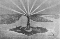 Statue of Liberty, from 'The Graphic' by American School