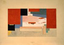Suprematism, 1919 by Kasismir & Lisitzky, El Malevich
