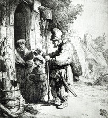 The Ratcatcher, 1632 by Rembrandt Harmenszoon van Rijn