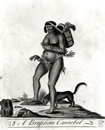 A Brazilian Cannibal by English School