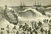 The Ashantee War, by English School