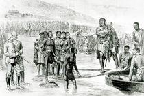 The Captivity of Cetewayo von Crawford Caffin
