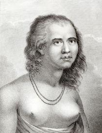 A Woman of Eaoo von John Webber